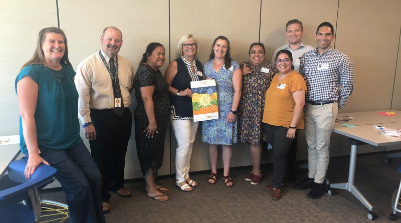 Picture of Rowland High School Teachers and Y-Plan